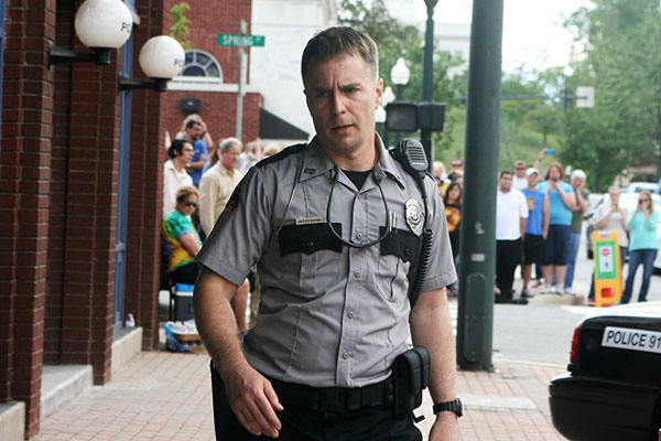 Actor Sam Rockwell