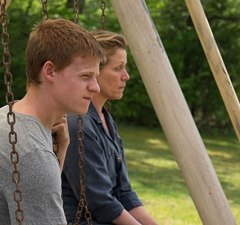 Actor Lucas hedges