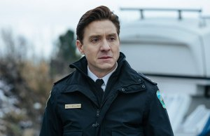 Actor Shawn Doyle
