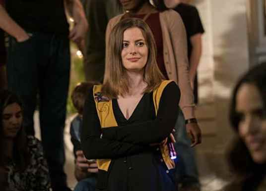"Gillian Jacobs: ""I'm not a rule-breaker, so for a long time I wondered why people cast me in these parts"""