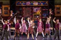 School of Rock Tour
