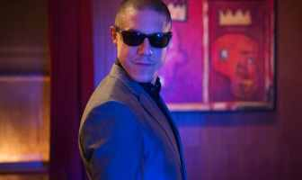 Actor Theo Rossi in Luke Cage