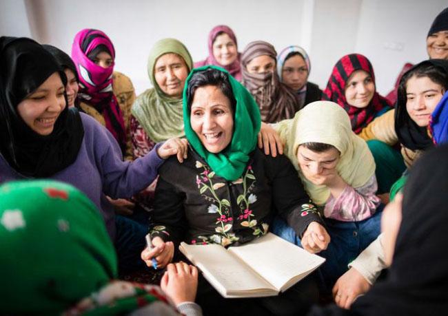 دست آوردهای حقوق بشری حکومت  افغانستان