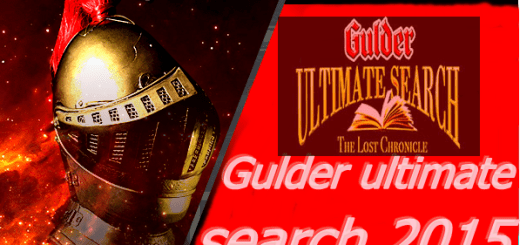 Gulder ultimate search 2015 Registration and Application Form
