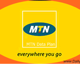 List Of MTN Data Plan For Android , iPhone & Laptops