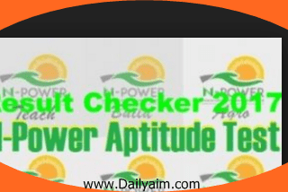 How To Check N-power Assessment Test Result