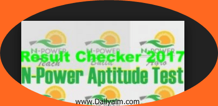 How To Check Npower Test Result