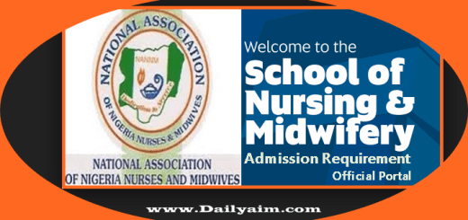 Requirements For Studying Nursing In Nigeria