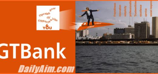 How To Open GTBank Online Account