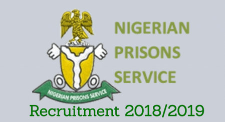 Nigerian Prisons Service (NPS) Massive Recruitment