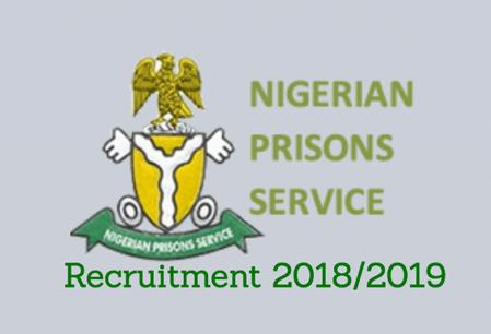 Nigerian Prisons Service (NPS) Massive Recruitment