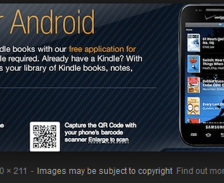 Download Amazon Kindle App