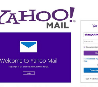 New Account Yahoo Registration