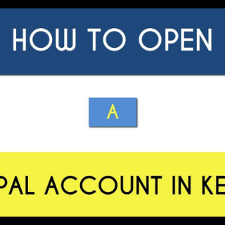 How To Create PayPal Account In Kenya
