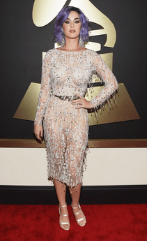 Katy Perry has toppled Taylor Swift