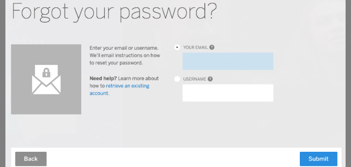 Forgot Your Yahoomail Password