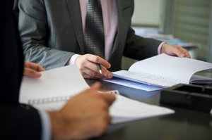 Orange County business litigation lawyer
