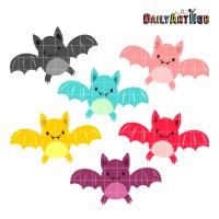 halloween bat images clip art