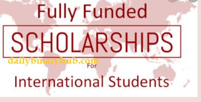 Fully-Funded Scholarship