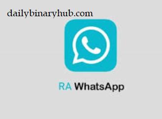 RAWhatsApp iOS APK v8.70