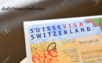 Switzerland Visa Application