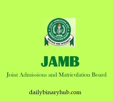 JAMB Org Ng e-facility