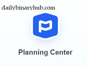 Planning Center Login