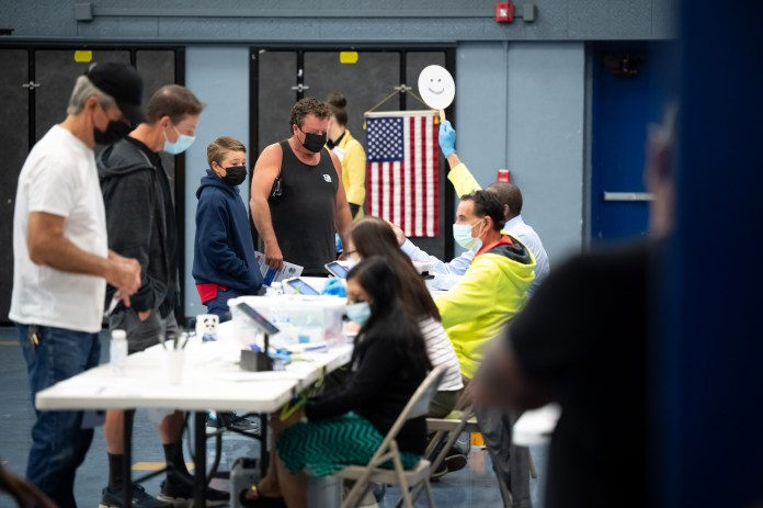 Here's How LA County Residents Can Find Out More About How to Vote in Today's State Recall Election