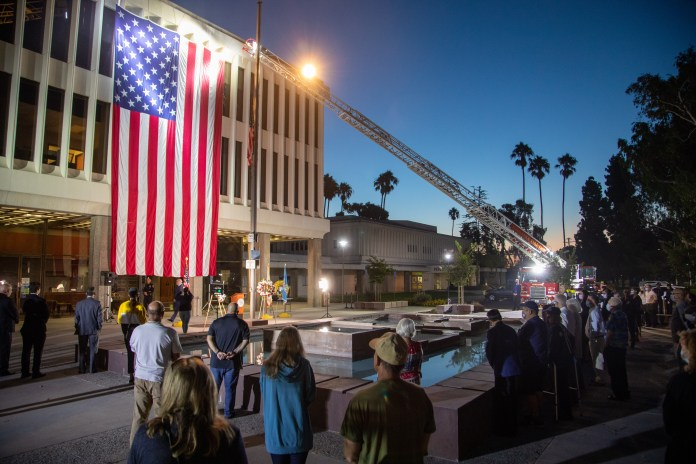 LA County communities commemorate 20th anniversary of 9/11 with heartfelt tribute today