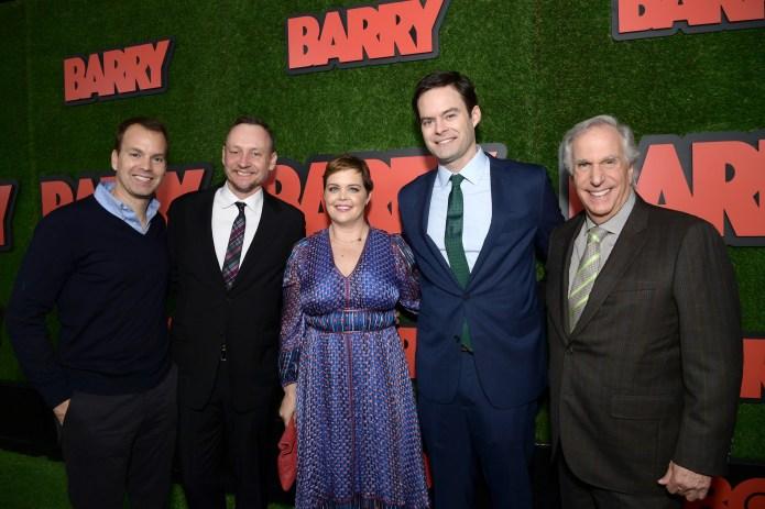 Bill Hader talks 'Adams Family 2', 'Barry' return and his favorite Halloween movies