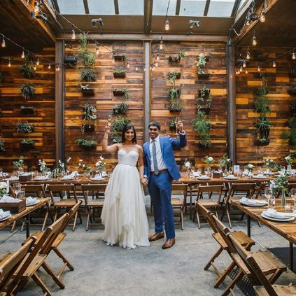 small wedding venues in brooklyn - brooklynwinery 4