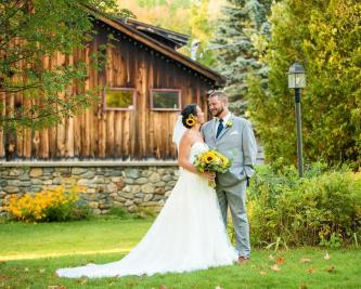 wedding venues in New Hampshire's - The Barn At Whitney's Innill 1