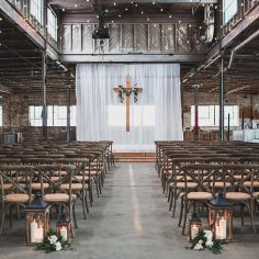 wedding venues in florida - The Glass Factory 5