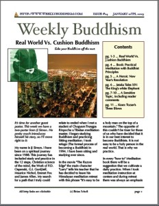 Weekly Buddhism Issue 14