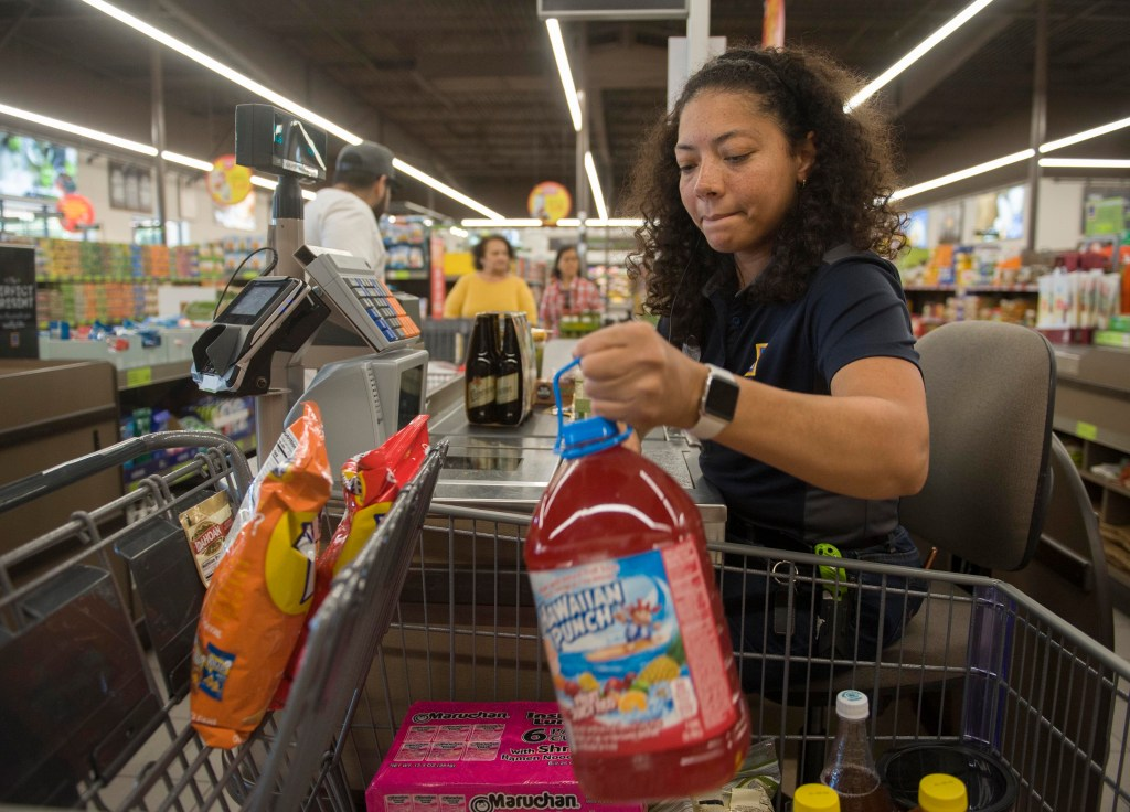 You can thank Aldi for grocery prices being 3% cheaper in ...
