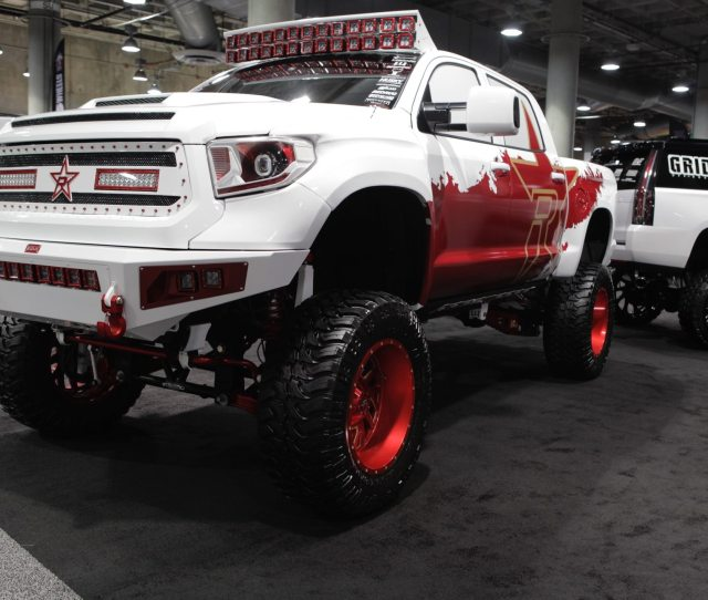 Custom Cars Will Be Among The Hundreds Of Vehicles On Display At The Los Angeles Auto Show Photo Courtesy La Auto Show
