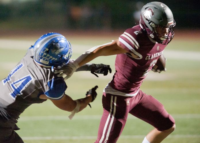 Defence, special teams highlight Alta Loma football's win over Claremonte