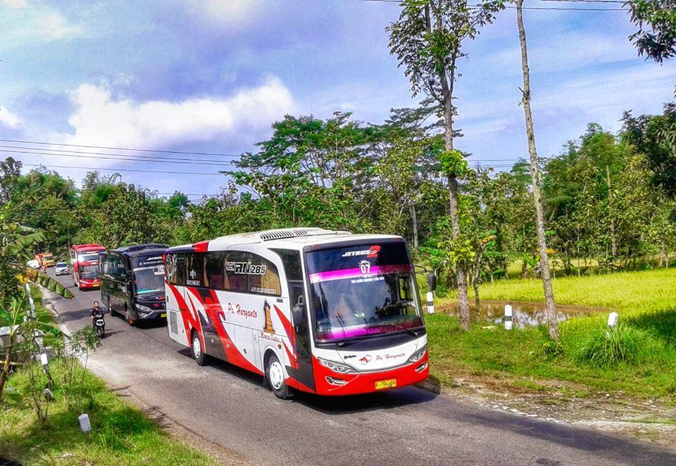 Daftar Harga Tiket Bus Po Haryanto Dan Rute Nya 2019