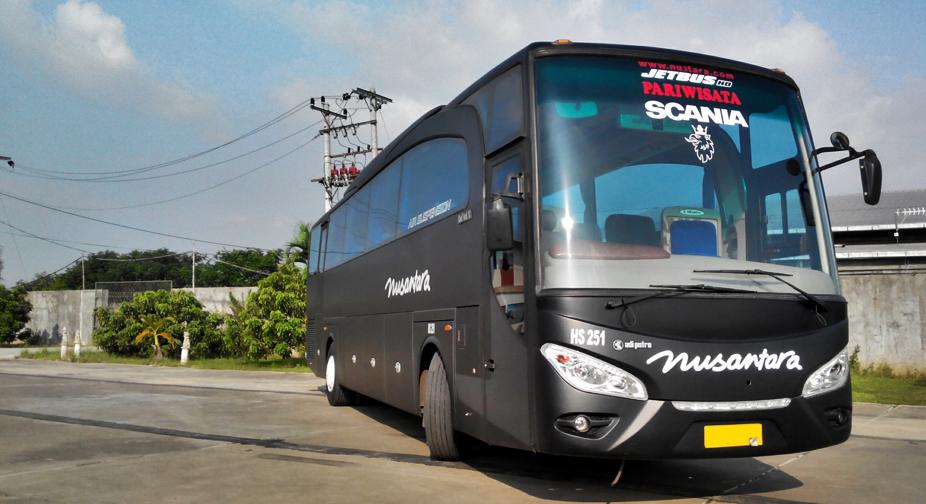 bus nusantara elegant terbaru 2015