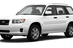 Forester II - 2006 to 2008
