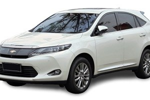 Toyota Harrier 2013 to 2020