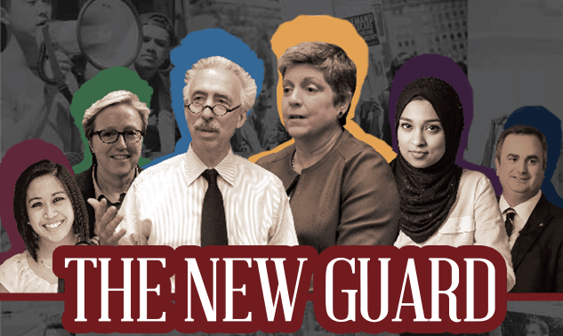 Click on the images to read about these new campus and university leaders.