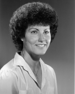 Former Cal softball coach Donna Terry led the Bears from 1983 to 1987. She passed away in 1988.