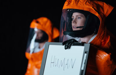 """""""Arrival"""" 