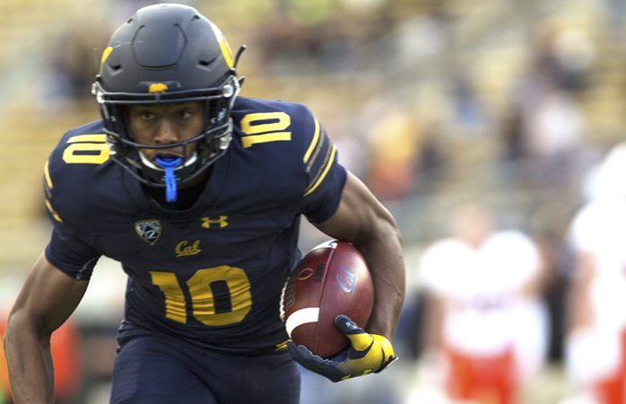 Cal football's receiving corps seeks newfound life in 2019