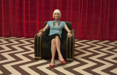 Laura Dern in a still from Twin Peaks. Photo: Suzanne Tenner/SHOWTIME