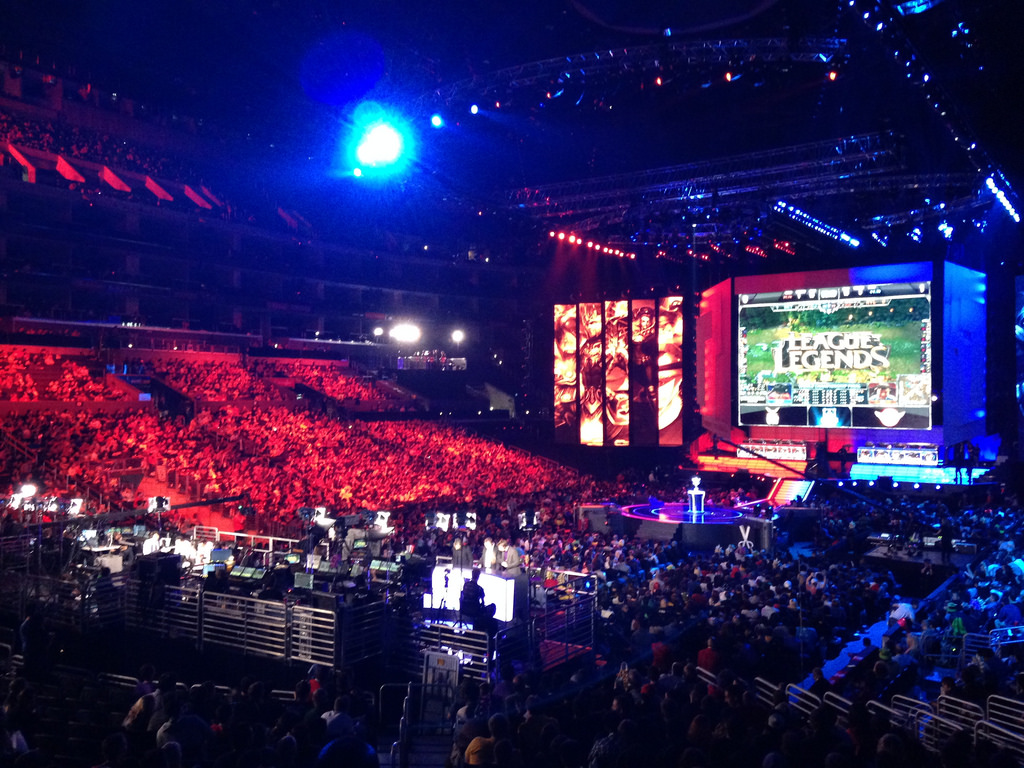 League Of Legends Worlds 2017 Preview The Daily Californian