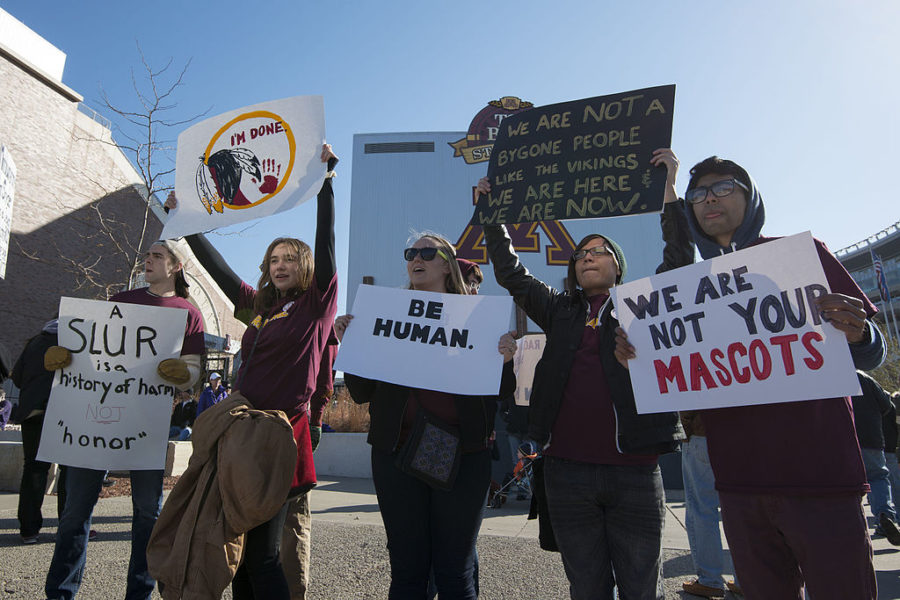 two years later effect of california racial mascots act looks
