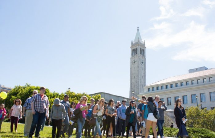 How to survive orientation week at UC Berkeley if you're not an incoming student