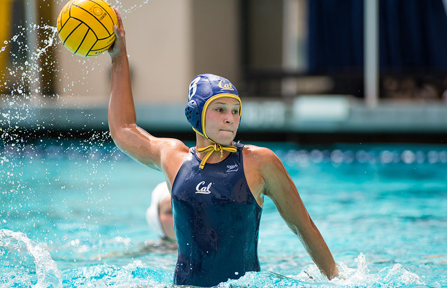3edfd89222 No. 2 Cal women's water polo brings mix of veterans, youth in new ...
